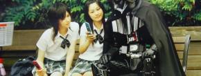 High-tech mania – Carte postale du Japon