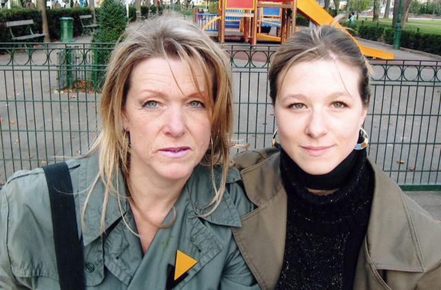 Mère-Fille : Mathilde, 28 ans, et Isabelle