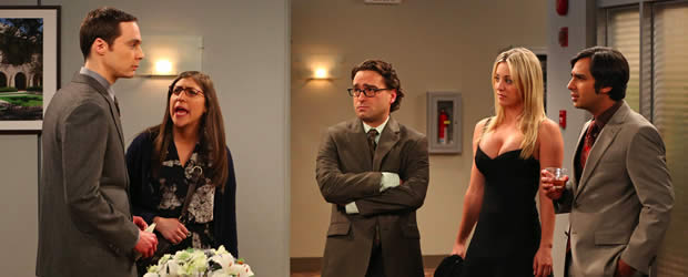 ne Sheldon jamais brancher avec Amy rencontres à Johannesburg