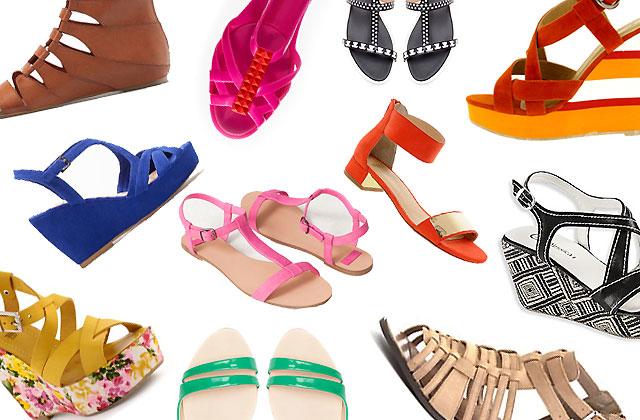 c2824f389d578a Les tendances chaussures printemps-été 2013