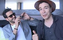 Jonathan Cohen et Yacine Belhousse : «on a joué au HellFest ! »