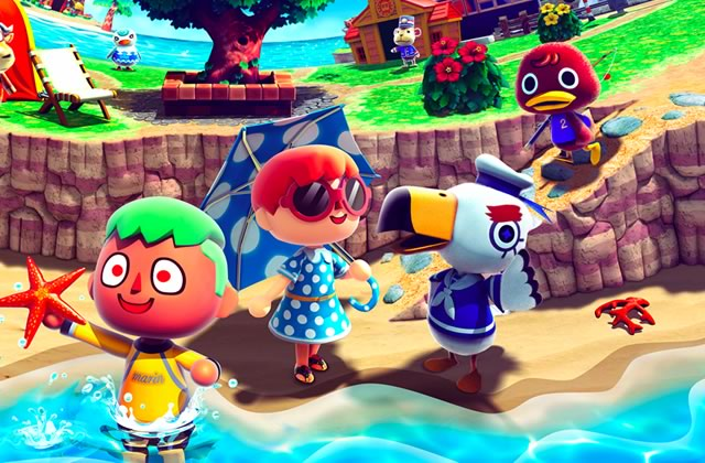 « Animal Crossing New Leaf » sur 3DS — Le test !