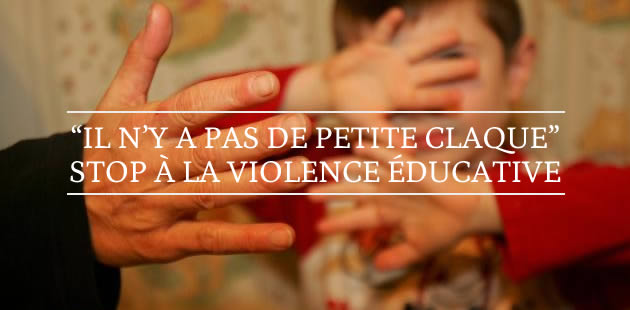 L'ONU demande à la France d'interdire les violences «éducatives»