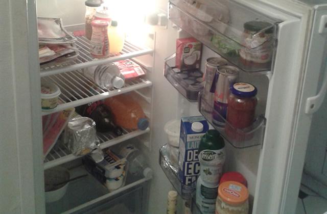 Dans le frigo de… Tcheshu!