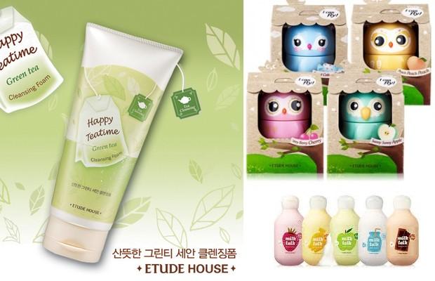 etude house produits