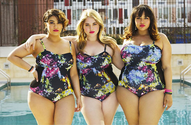 Le fatkini, le nouveau maillot de bain grandes tailles