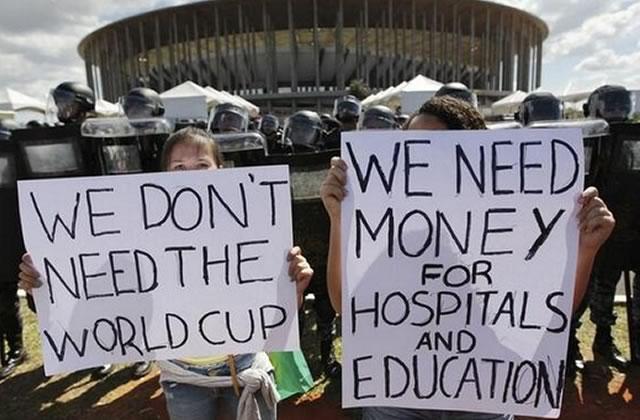 Je veux comprendre… les manifestations au Brésil