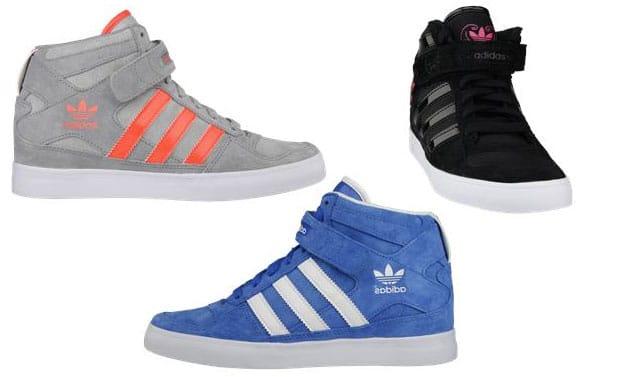 Baskets compensées Adidas : des baskets Adidas à talons
