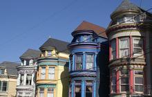 Assurance touristes – Carte postale de San Francisco
