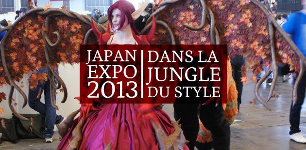 Japan Expo 2013 : dans la jungle du style