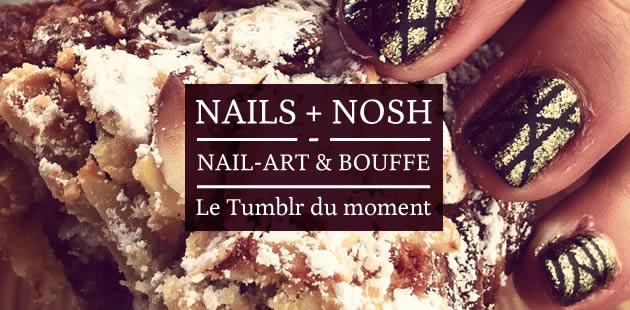 Nails + Nosh – Nail-Art & Bouffe