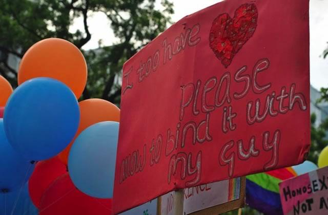 La LGBT Pride de Chennai — Carte postale d'Inde