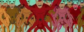 Les crabes, ces créatures venues de l'Enfer