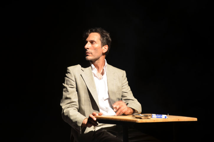 Alfrédette à Avignon, jour 2 – l'Etranger de Camus et les aléas de la technique