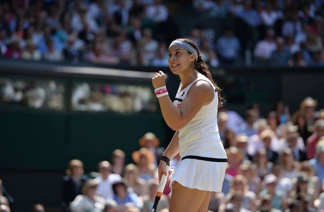 Marion Bartoli, reine de Wimbledon 2013