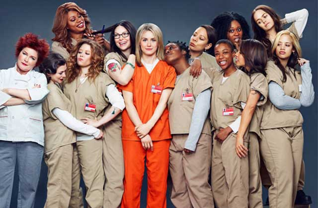 « Orange is the new black », dans le quotidien d'une prison pour femmes