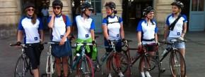 Paris-Amsterdam à vélo, le projet de 6 madmoiZelles