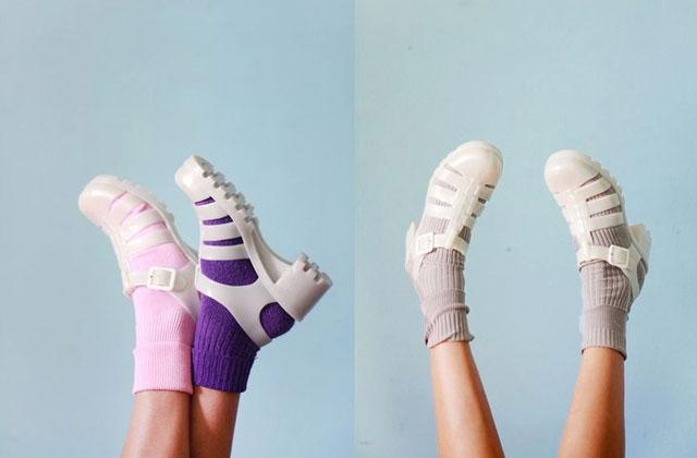 La La Sandale En Sandale PlastiqueLe Retour PlastiqueLe En En Retour Sandale La hQxoBrCdts