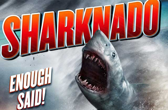 Sharknado, le film catastrophe WTF qui affole Twitter