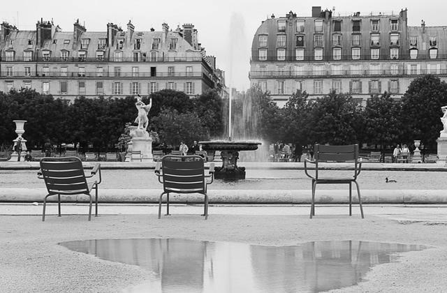 À toi qui n'aimes pas Paris…
