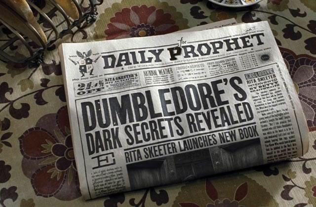 La Gazette du Forum #30 — Harry Potter, rencontres et musique