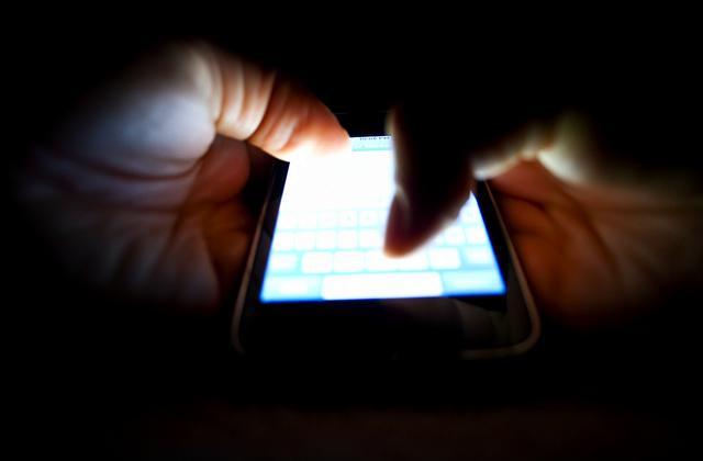 Typologie des SMS nocturnes
