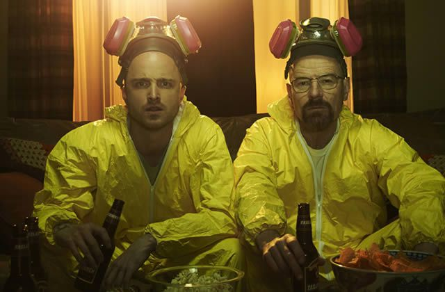 5 bonnes raisons de regarder Breaking Bad