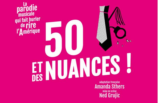 Dix bonnes raisons d'aller voir «50 et des Nuances »