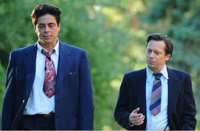 «Jimmy P. » : Benicio del Toro se fait psychanalyser