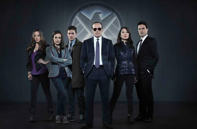 Marvel's Agents of SHIELD, la nouvelle série avec des super-héros