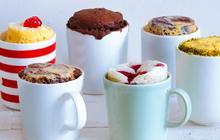 Mug Cakes, le livre de recettes des gâteaux express