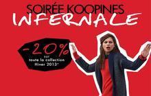 Un shopping nocturne à -20% avec Kookaï