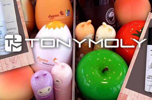 Tony Moly et ses cosmétiques kawaii — Marque d'ailleurs