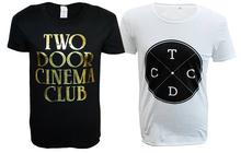 Gagne ton t-shirt Two Door Cinema Club !