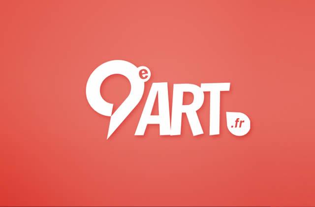 Elsa part chez 9ème Art, le nouveau webmagazine d'actu sur la BD !