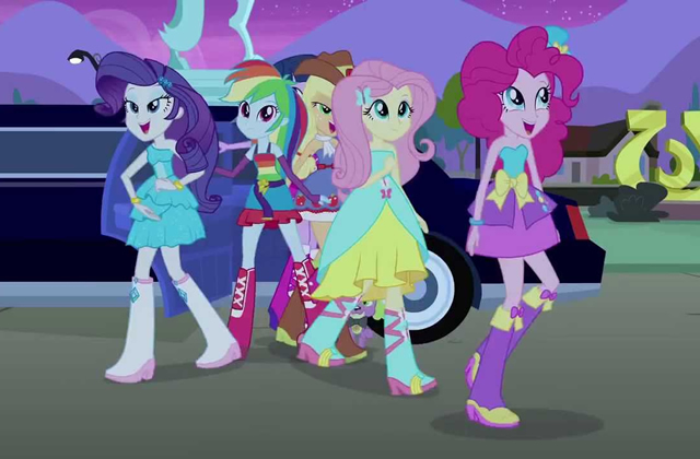 Equestria girls le film quand my little pony rencontre mean girls - Jeux my little pony equestria girl gratuit ...