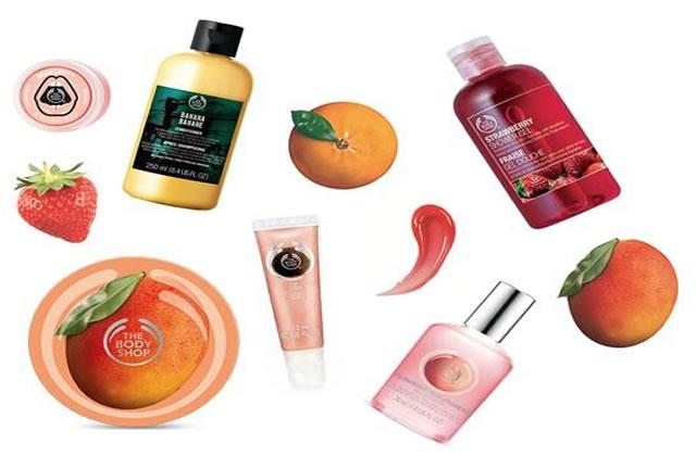 Groupon propose des bons d'achat The Body Shop à moitié prix