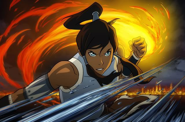 The Legend of Korra, ou la frustration version dessin animé