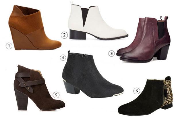 Les tendances chaussures de l'automnehiver 2013 2014