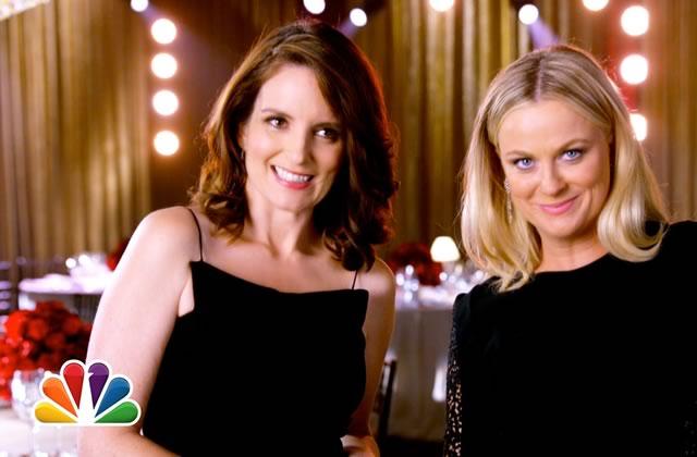 Tina Fey et Amy Poehler, présentatrices des Golden Globes 2015