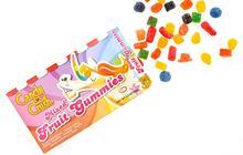 Candy Crush lance de vrais bonbons !