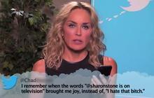 Des célébrités lisent des tweets méchants qui leur sont adressés #6