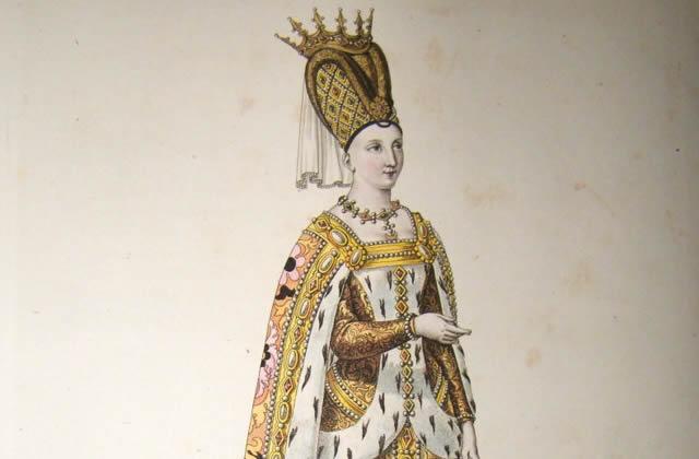 Isabeau de Bavière, reine calomniée — Raconte moi l'histoire…