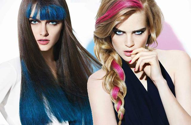 L'Oréal Professionnel lance Hair Chalk, du maquillage pour cheveux