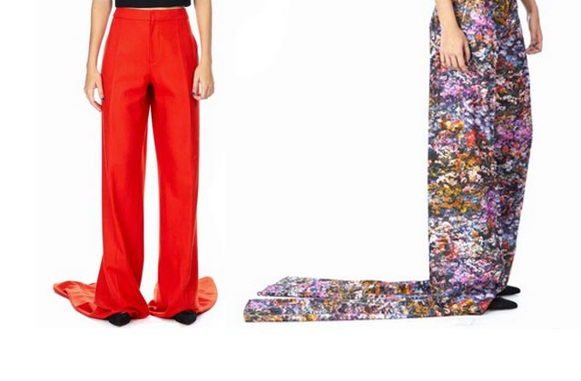 Le pantalon qui traîne exprès — WTF mode