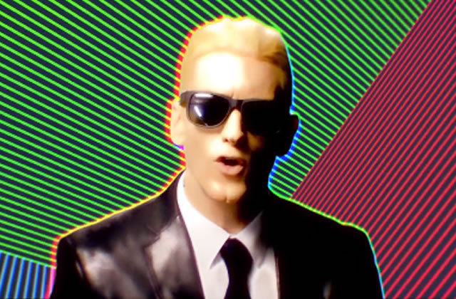 Rap God, le nouveau clip d'Eminem