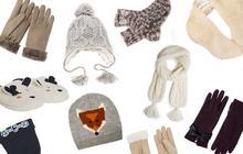 Sélection d'accessoires pour l'hiver