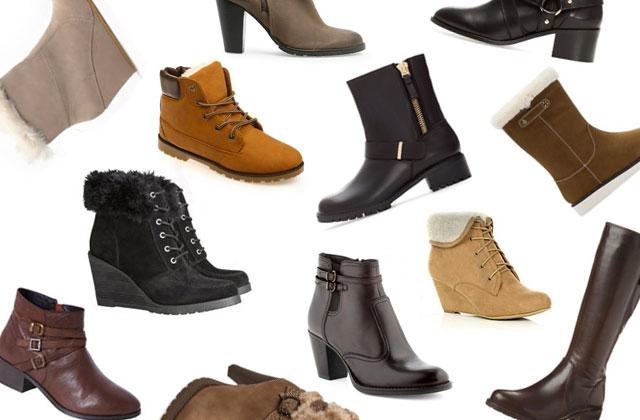 Froid aux pieds pendant l'hiver ? Osez les bottes fourrées