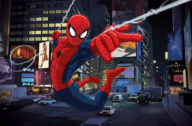 Spiderman jeu de sexe