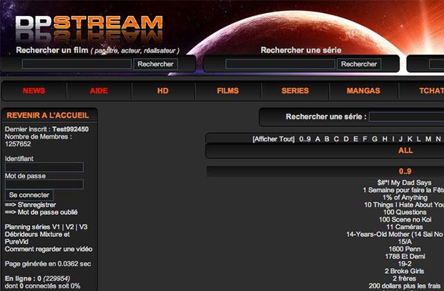 Le streaming recule avec le blocage de plusieurs sites